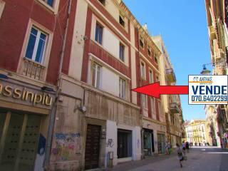 Foto - Trilocale via Giuseppe Garibaldi 203, Villanova, Cagliari