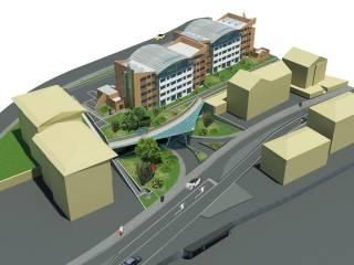 Ufficio Casa Aosta : Nuove costruzioni aosta appartamenti case uffici in costruzione