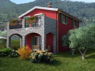 Foto - Villa Località Cadelazzino, Castagnola, Framura
