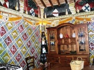 Foto - Terratetto unifamiliare via Borgo 5, Rocchette Di Fazio, Semproniano