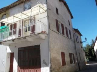 Foto - Casa indipendente via Umberto I 49, Prata, Lesegno