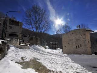 Foto - Trilocale via Serra 16, San Giacomo, Roburent