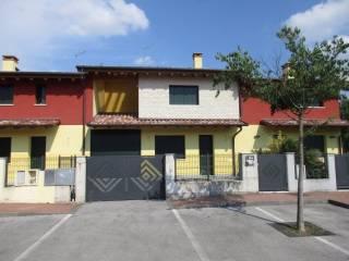 Foto - Villetta a schiera via Zecconi 1, Campagnari, Tezze Sul Brenta