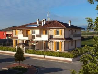 Foto - Bilocale via Piemonte, Grezzago