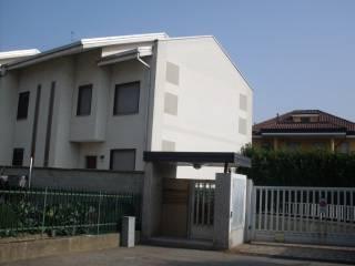 Foto - Villa a schiera Strada Privata Bazzi, Santa Rita, Novara