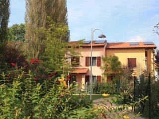Foto - Villetta a schiera via Mandriolo Superiore 3, Correggio