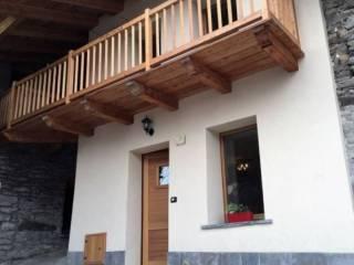 Foto - Casa indipendente 77 mq, ottimo stato, Morgex