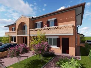 Foto - Villa, nuova, 126 mq, Canaro