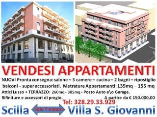 Foto - Quadrilocale via Torino 9, Villa San Giovanni