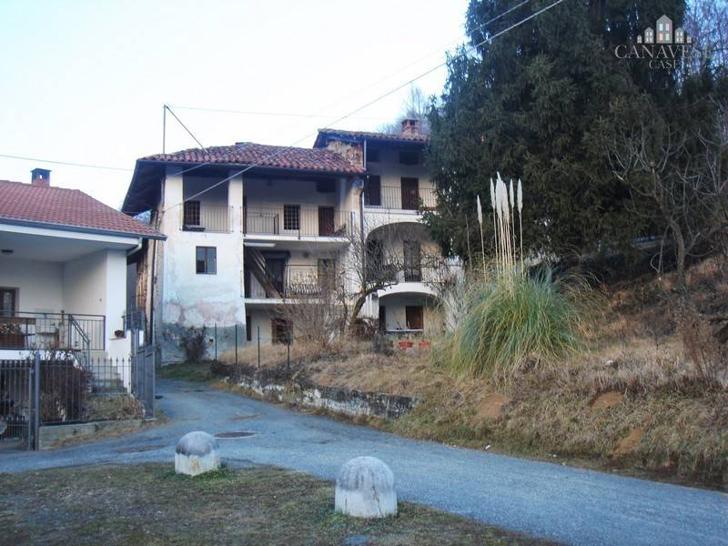 foto facciata Terratetto unifamiliare via Santuario, Cintano