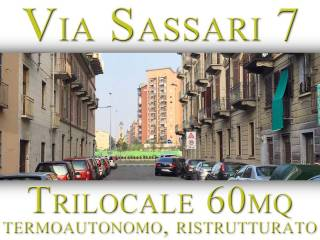 Foto - Trilocale via Sassari 7, Aurora, Torino