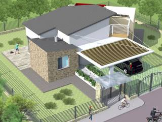 Foto - Villa, nuova, 190 mq, Novedrate