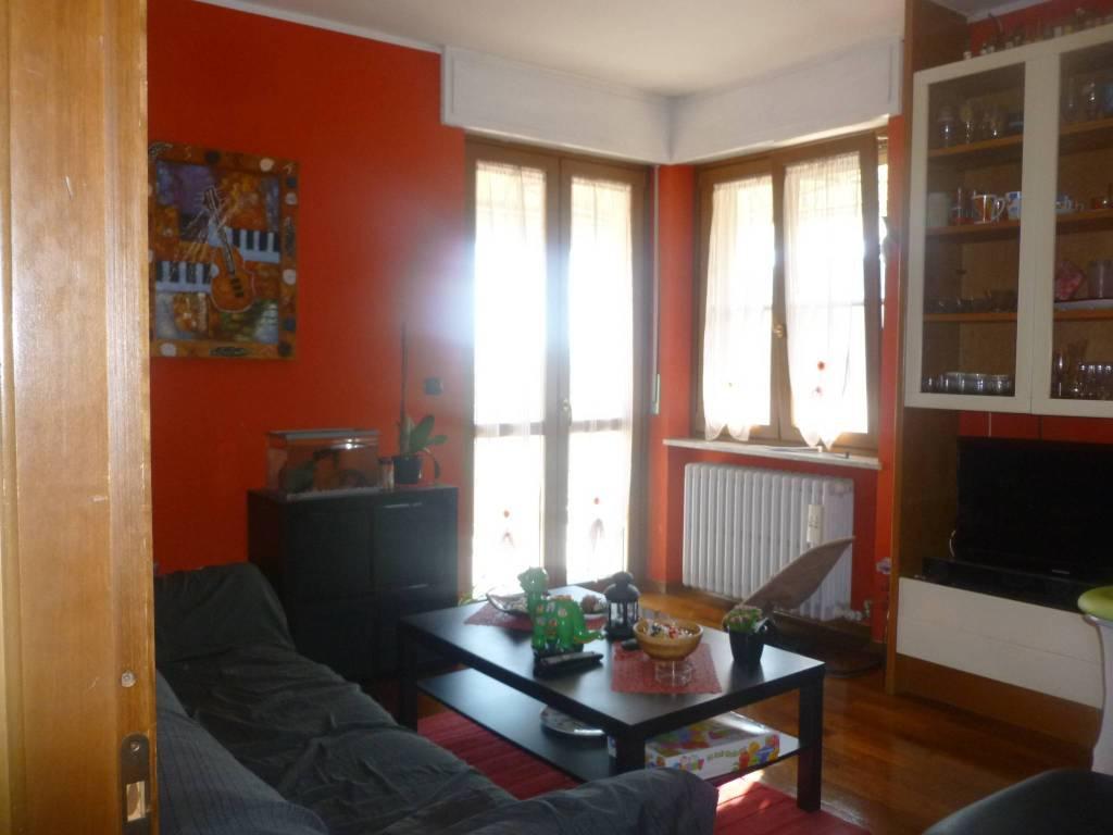 foto soggiorno 4-room flat via Langhe, Magliano Alpi