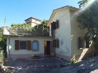 Foto - Villa via Roma, Fassinoro, Longone Sabino