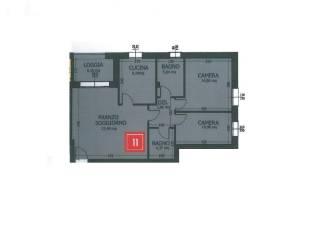 Foto - Appartamento nuovo, secondo piano, Ubersetto, Fiorano Modenese