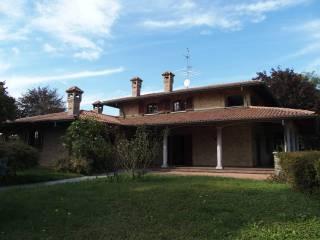 Foto - Villa via del Castagno 21, Pozzolo Inferiore, Brenna