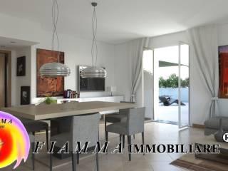 Foto - Trilocale nuovo, terzo piano, Cisano Bergamasco