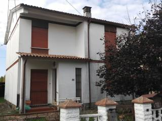 Photo - Single family villa, to be refurbished, 110 sq.m., Centro Zampine, Stienta