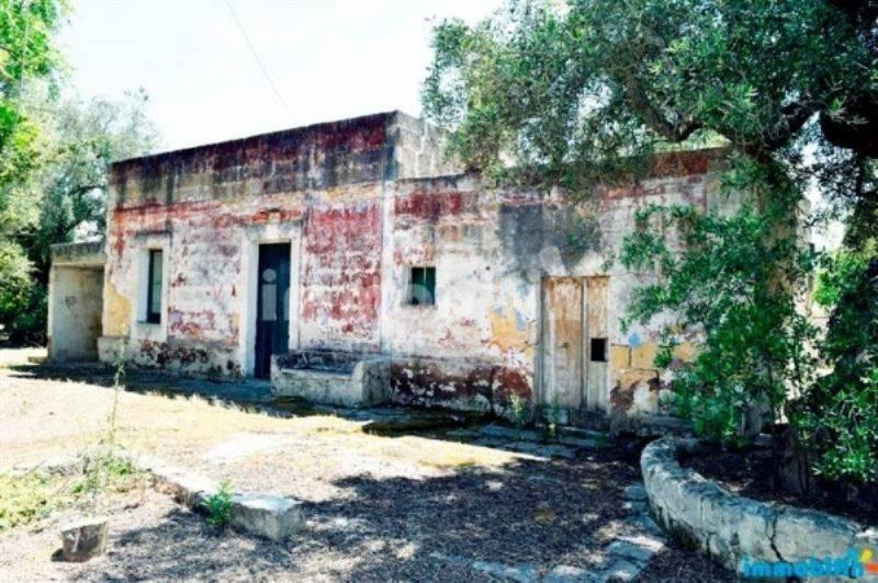 foto  Rustico, da ristrutturare, 60 mq, Oria