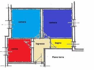 Foto - Palazzo / Stabile due piani, da ristrutturare, Pomezia