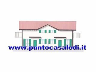 Foto - Villa, nuova, 170 mq, Massalengo