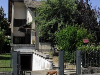 Foto - Villetta a schiera via Angelo Comolli 15, Morimondo