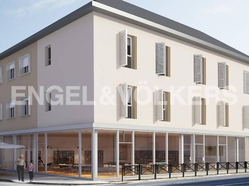 foto Progetto Nuovi Negozi e Appartamenti a Roma