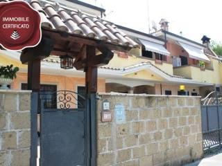 Foto - Villetta a schiera via di Torvaianica Alta, Torvaianica Alta, Pomezia