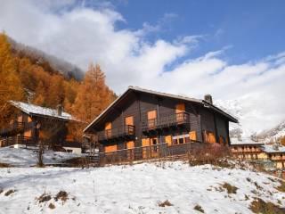 Foto - Villa Località Gressoney Monte Rosa 25, Gressoney La Trinite'