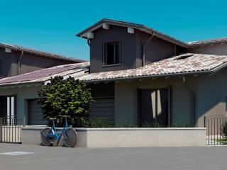 Foto - Villa via Vittorina Gementi, San Silvestro, Curtatone