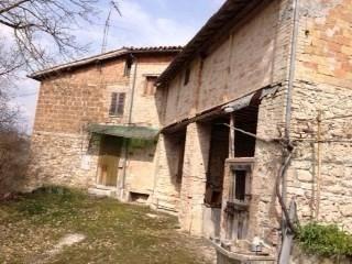 Foto - Rustico / Casale via Capodacqua 29, Valfornace