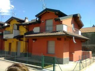 Foto - Villetta a schiera 3 locali, nuova, Olgiate Comasco