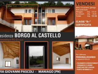 Foto - Appartamento via Giovanni Pascoli 23, Maniago