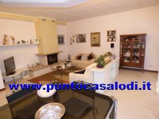 Foto - Villa bifamiliare, ottimo stato, 200 mq, San Colombano al Lambro