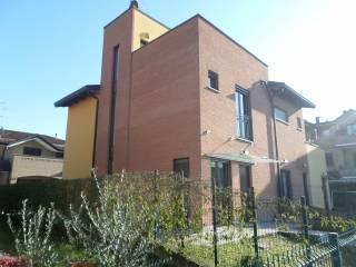Foto - Villa bifamiliare, buono stato, 184 mq, Altopiano, Baruccana, Seveso