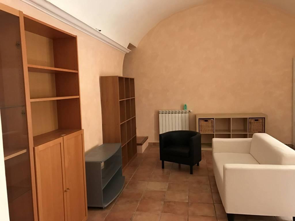 foto Soggiorno 3-room flat via Papa Pio XII, Castel Sant'Elia