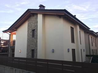 Foto - Trilocale nuovo, primo piano, Cantello