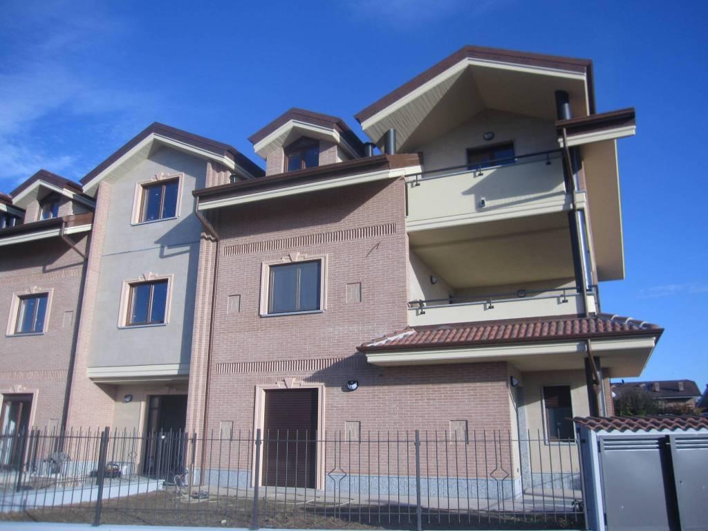 foto  Trilocale via Giovanni Pascoli 38, Piobesi Torinese