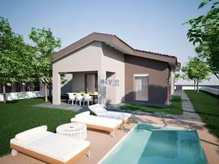 Foto - Villa, nuova, 150 mq, Castel Mella