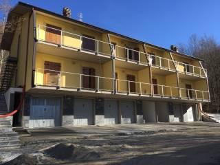 Foto - Villetta a schiera via Provinciale, Cerretano-Cerreto Laghi, Collagna