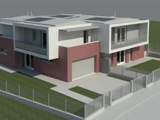 Foto - Villa, nuova, 231 mq, Camisano Vicentino