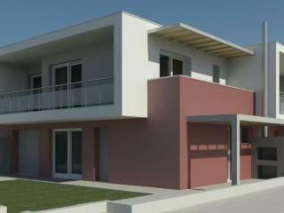 Foto - Villa, nuova, 165 mq, Camisano Vicentino