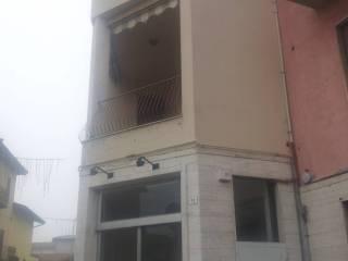 Foto - Casa indipendente 440 mq, da ristrutturare, Azzano San Paolo