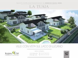 Foto - Villa via Combi 1, Lavena Ponte Tresa