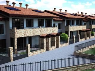 Foto - Villa, nuova, 180 mq, Rosate