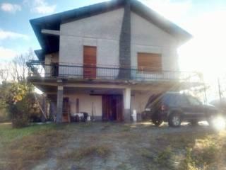 Foto - Villa via Maresciallo D'Italaia Ugo Cavallero 24, Salabue, Ponzano Monferrato