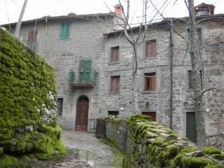 Foto - Casa indipendente Strada provinciale 208 della Verna 47, Chiusi Della Verna
