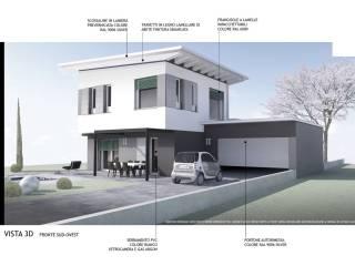 Foto - Villa, nuova, 201 mq, Grumello Del Monte