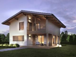 Foto - Villa, nuova, 243 mq, San Secondo Di Pinerolo