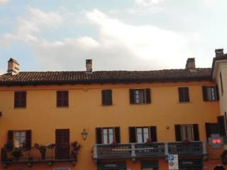 Foto - Attico / Mansarda 80 mq con balcone, Castagnole Delle Lanze